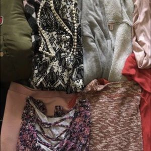 Bundle womens clothes